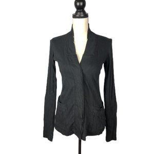 IMPROVD Black Cardigan Jacket    Size: XS